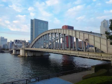 도쿄도 勝鬨橋