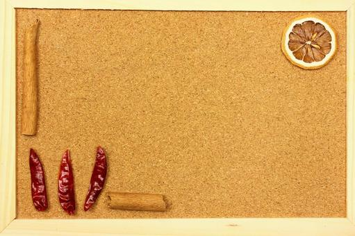 Spice frame 32