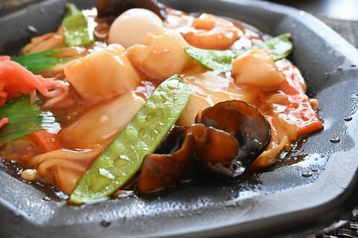 중화 덮밥