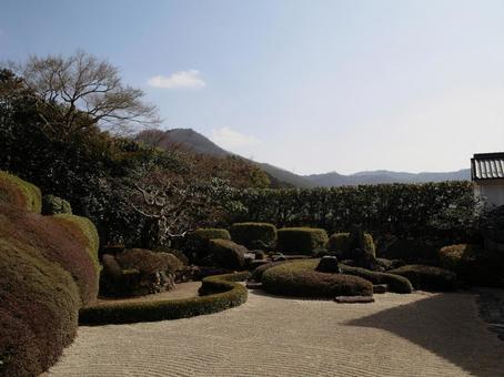 頼久寺庭園(高梁市)