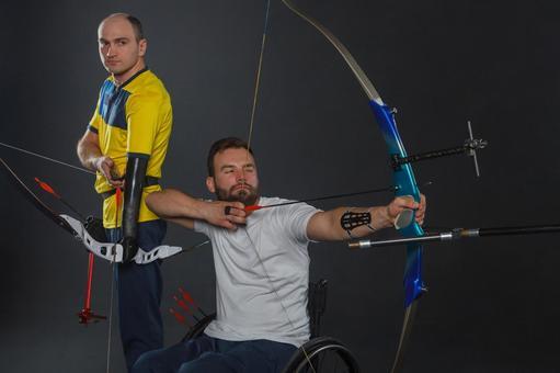 Parasport Archery 93