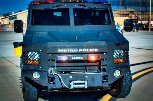 Armored car (USA)