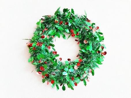 Christmas wreath image / preparation / accessories / miscellaneous goods