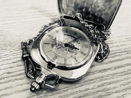 Pocket watch time image