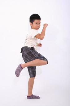 Kids who do karate 2
