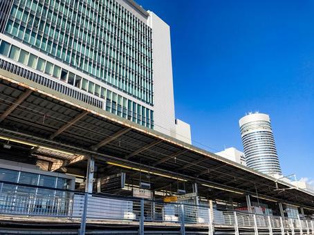 Tokaido Shinkansen Shin-Yokohama Station