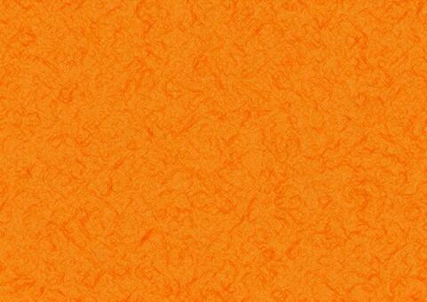Japanese paper style texture dark orange