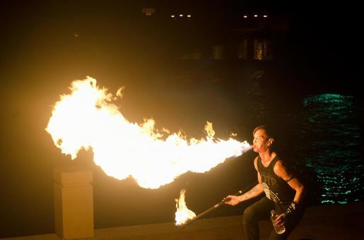 Fire dance 12