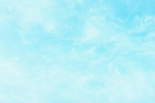 하늘색 하늘을 이미지 한 배경 소재 질감 수채화 화풍 마블