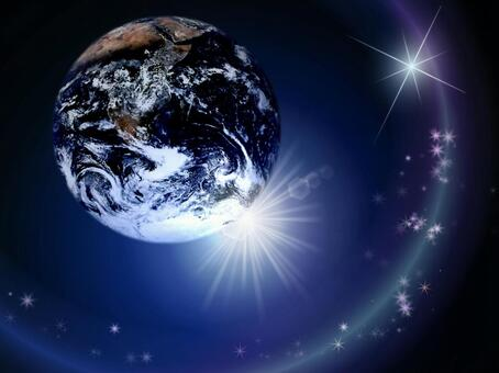 地球和輝煌