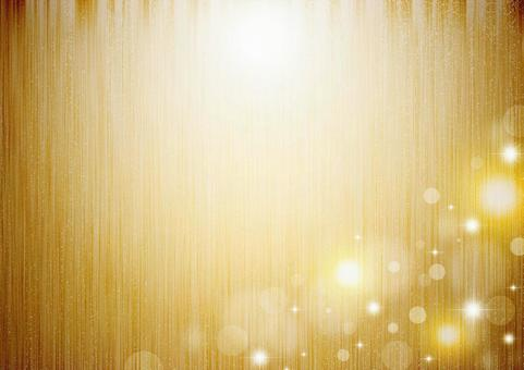 Gorgeous background material (dark brown) Bokeh and glitter