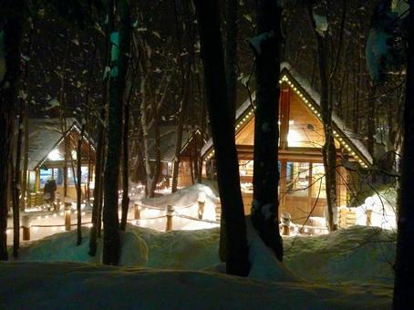Winter Ningle Terrace