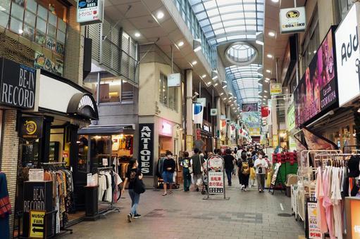 Koenji Pal Shopping Street
