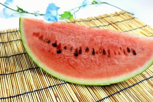 Summer watermelon watermelon