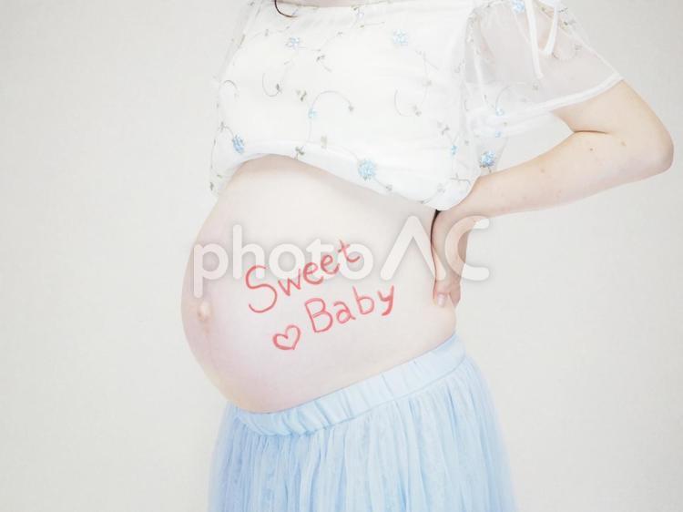 妊婦さん12の写真