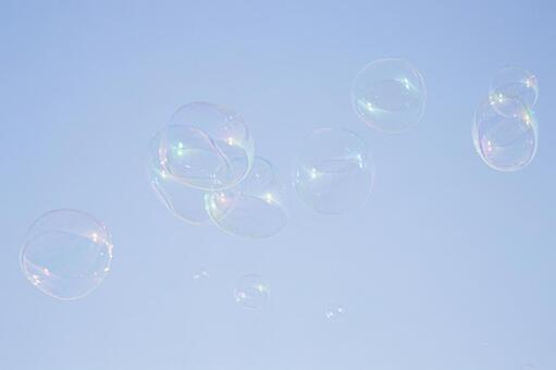 Soap bubbles 8