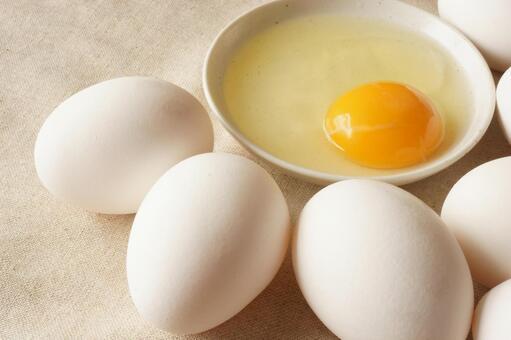 Raw egg 2