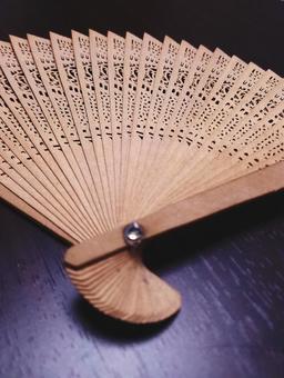 Folding Fan 3