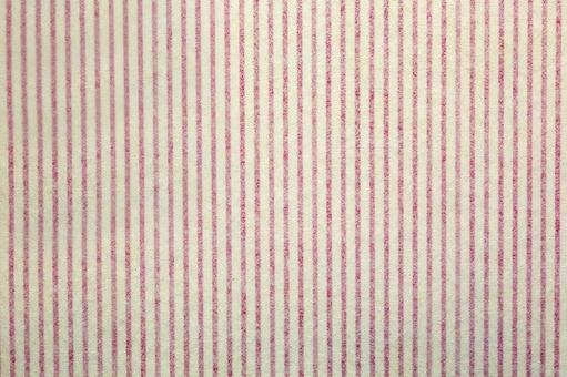 Striped Japanese paper
