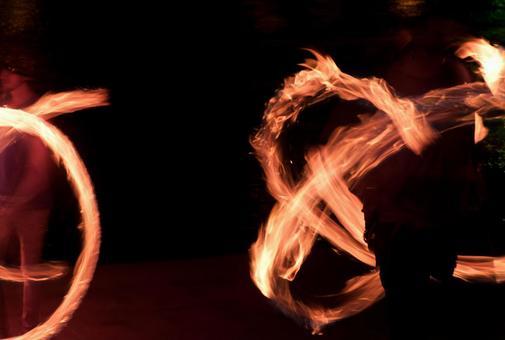 Fire dance 54