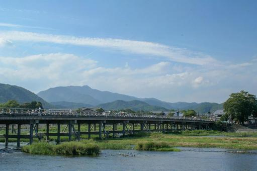 Arashiyama Togetsukyo Bridge