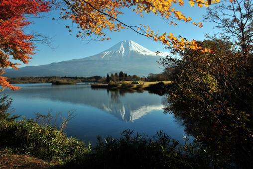 Fuji and Mt. Fuji