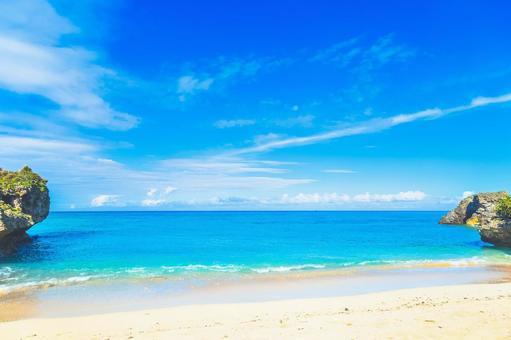 【Okinawa ☆ Nirai Beach】