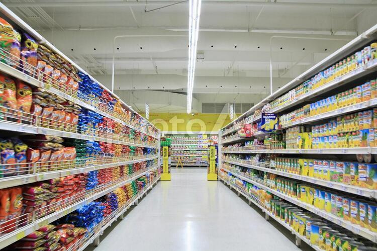 スーパーマーケット1の写真