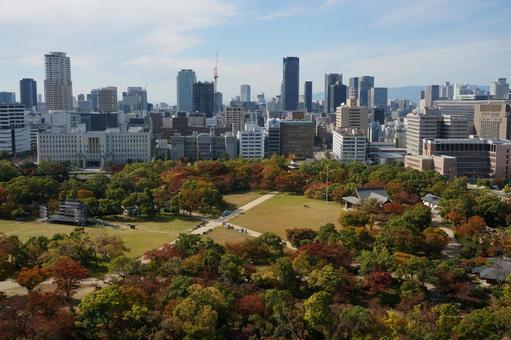 오사카 성 공원