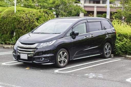Honda Odyssey Black