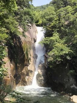 昇仙峽瀑布