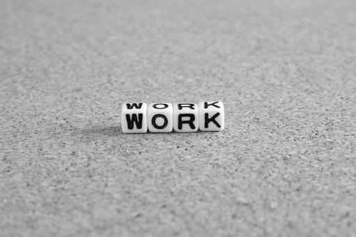 Work monochrome