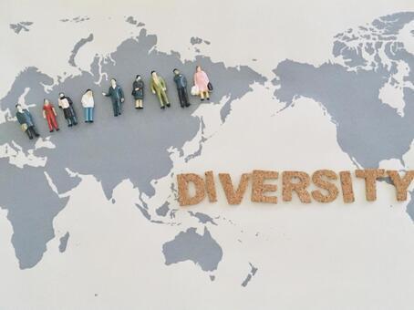 다이버 시티 / 다양성의 이미지 (사람들)