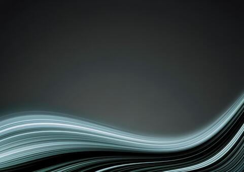 Wavy curve background material (blue gray)