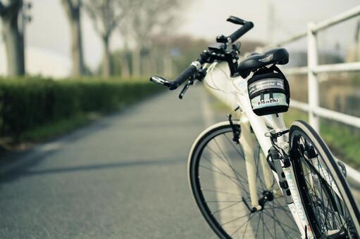 자전거가있는 풍경