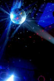Mirror ball disco