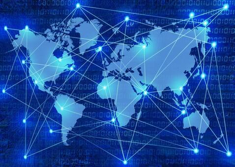 Communication / network image