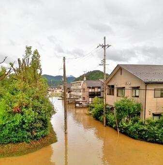 홍수 피해