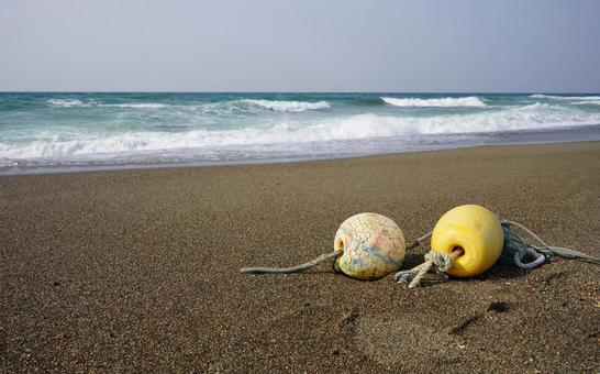 해변의 풍경 4 낚시찌