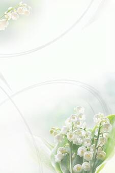 Floral postcard design 02