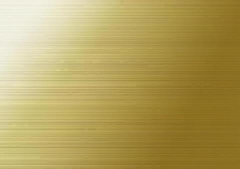 Gold metal hairline texture background material