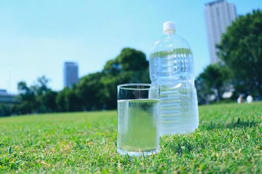 飲水中暑對策
