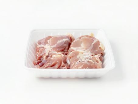 Chicken thigh meat