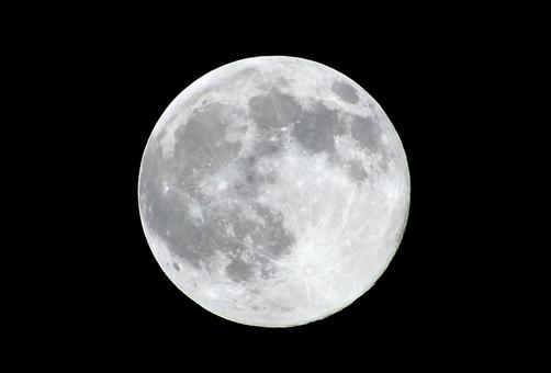 Blue Moon - Second Moon - (Age 15.4)