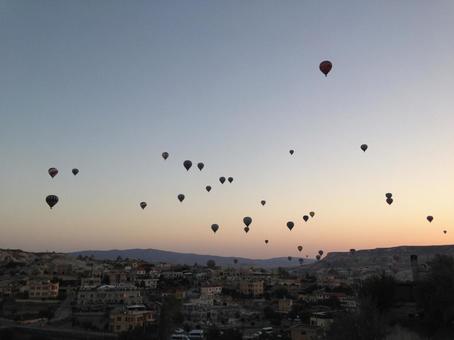 Cappadocia balloon 1