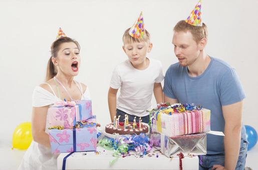 A family party party 13
