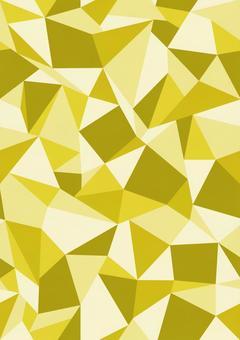 Polygon seamless yellow