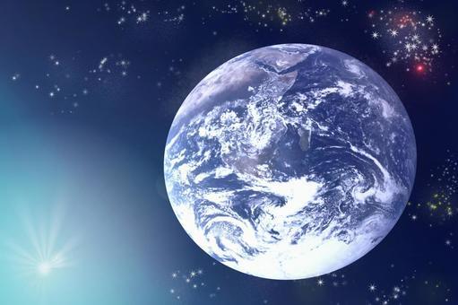 Earth and Supernova
