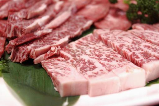 Food Beef loose