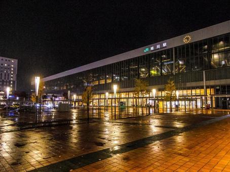 [Hokkaido] Around Asahikawa Station